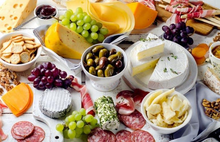 Glutamine-rich foods