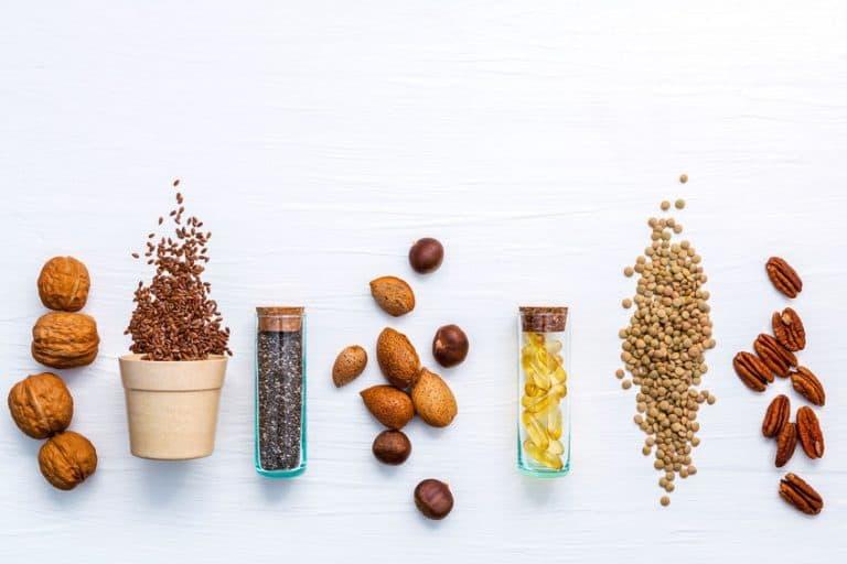 Selección alimentos vitamina E