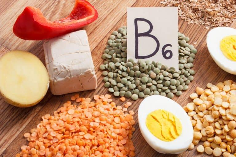 Aliimentos ricos en vitamina B6
