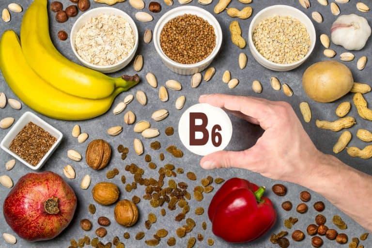 la vitamina b6 engorda o adelgaza