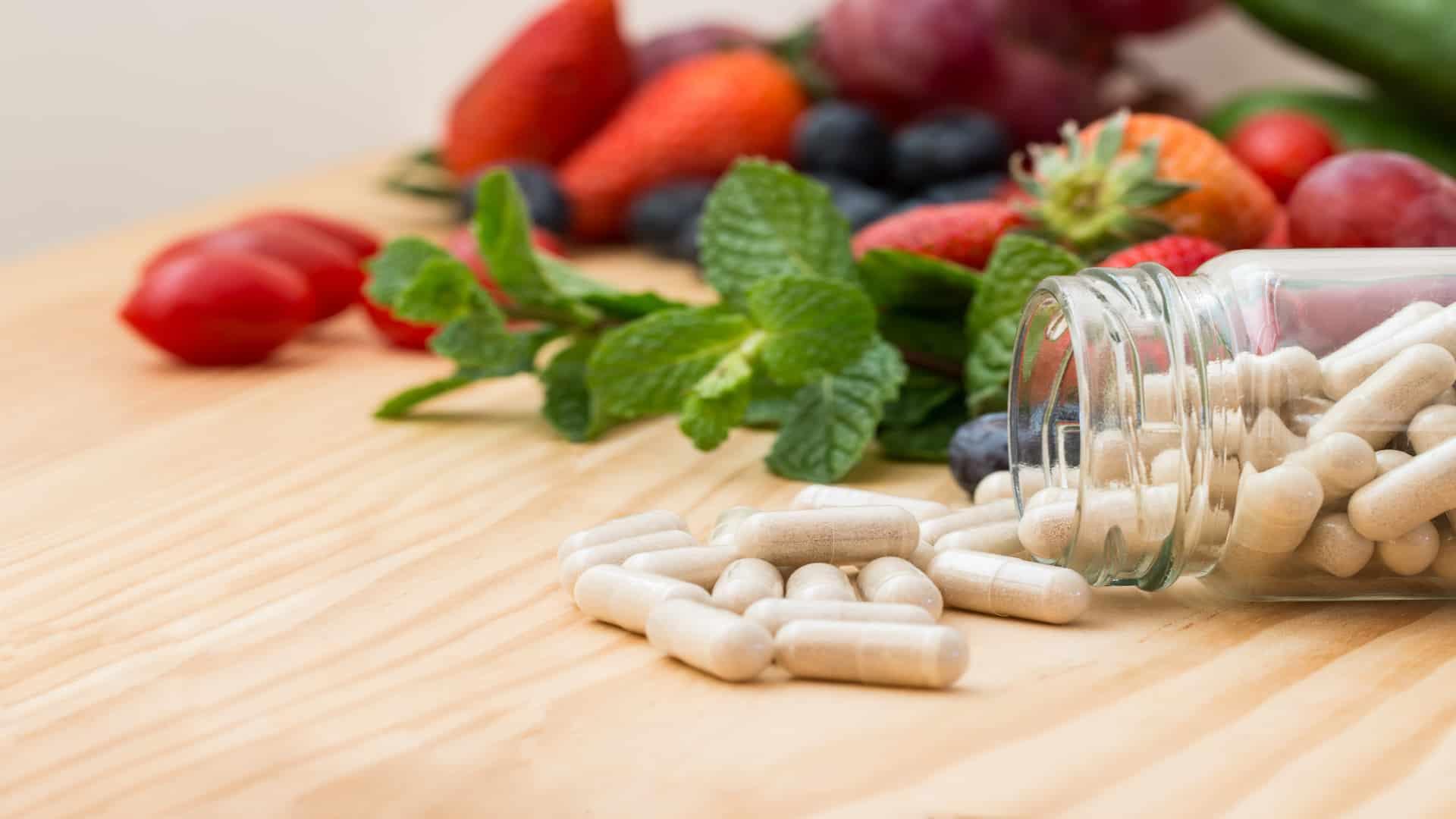¿Cuáles son las mejores vitaminas para los hombres?