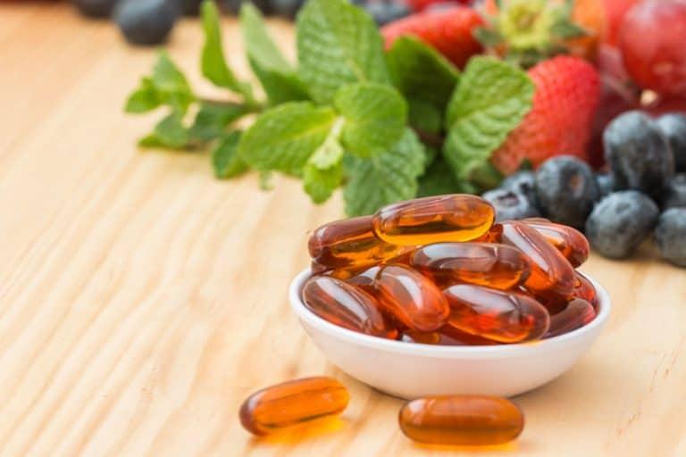 Suplementos vitamínicos