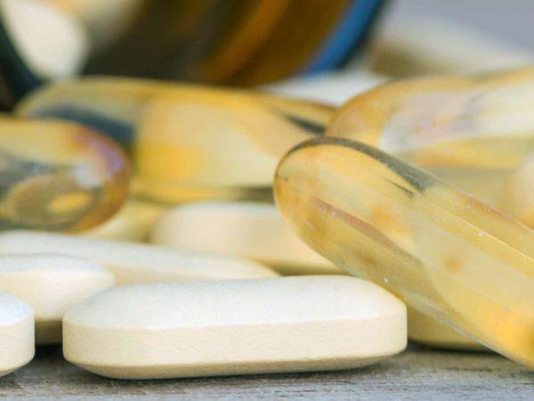 Píldoras amarillas