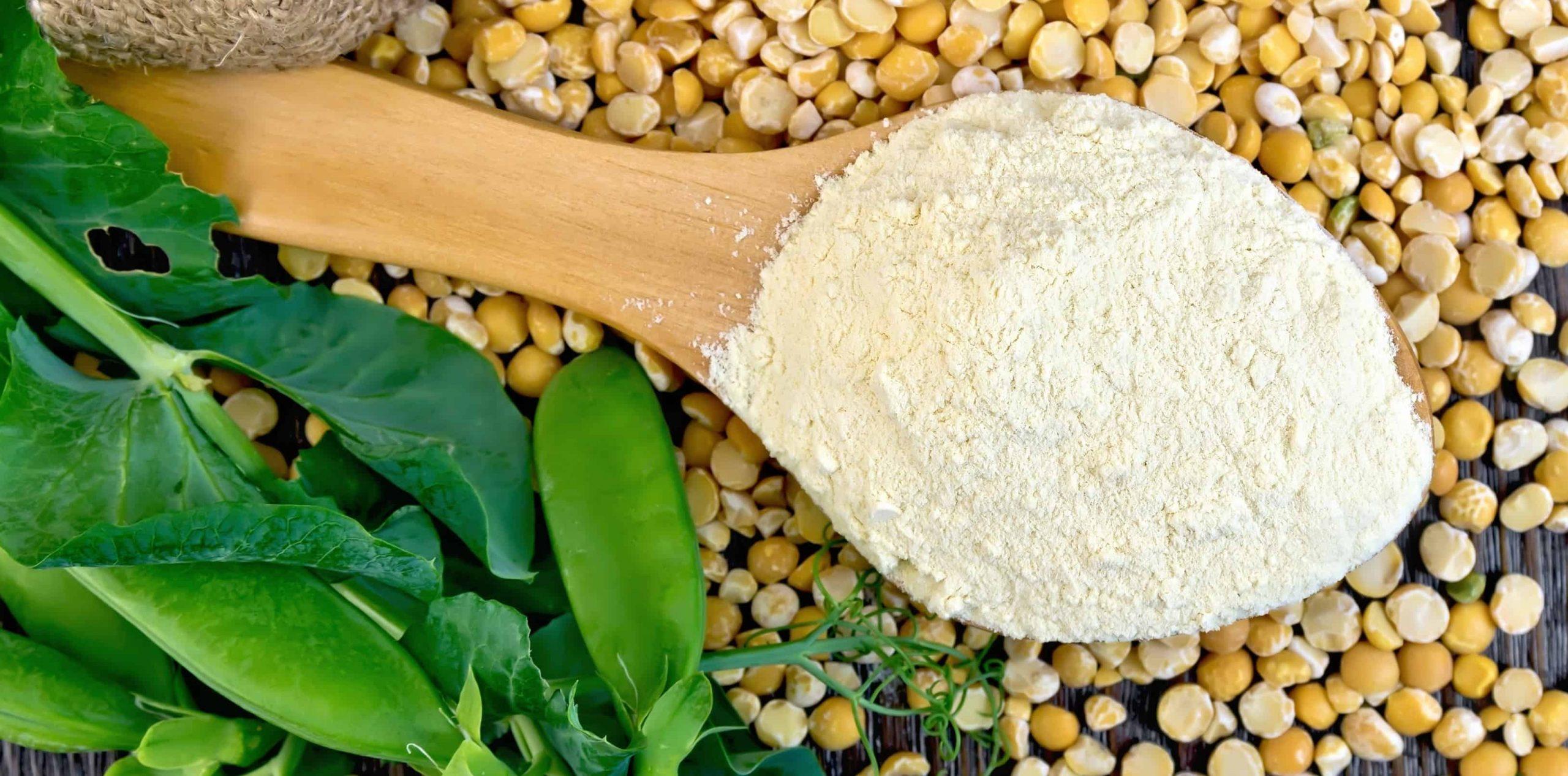 Proteína de guisantes: ¿Cuál es el mejor suplemento de 2021?