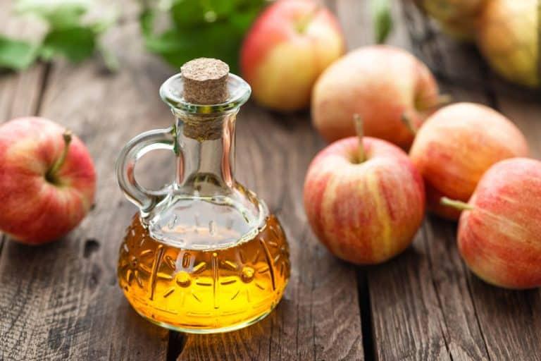 Vinagre de manzana para adelgazar en capsulas de colageno