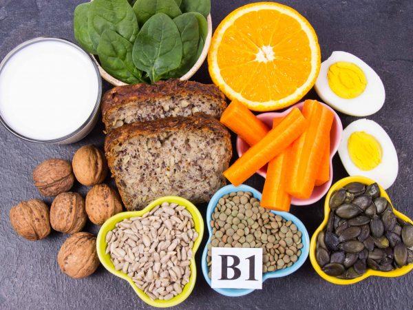Varios tipos de alimentos
