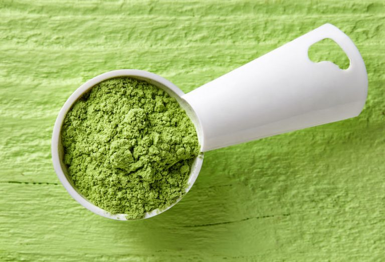 Polvo verde