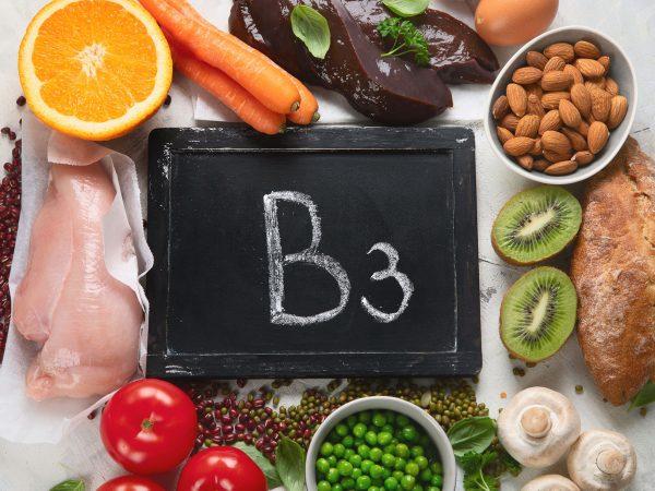 Vitamina B3: ¿Cuál es el mejor suplemento del 2020?