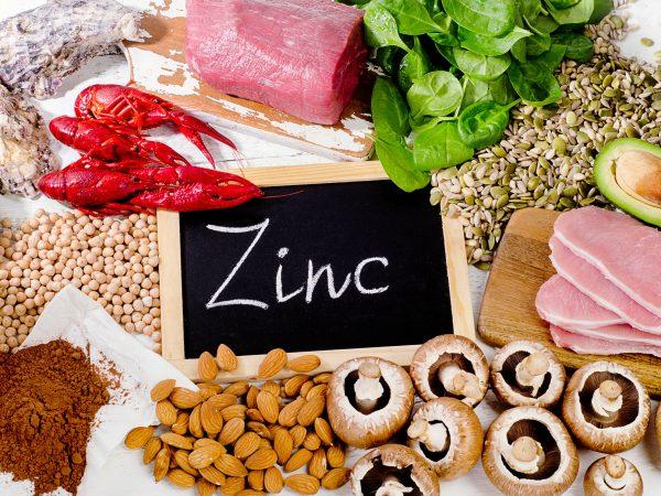 Los alimentos más ricos en zinc