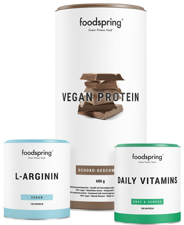 Pack de salud de Foodspring