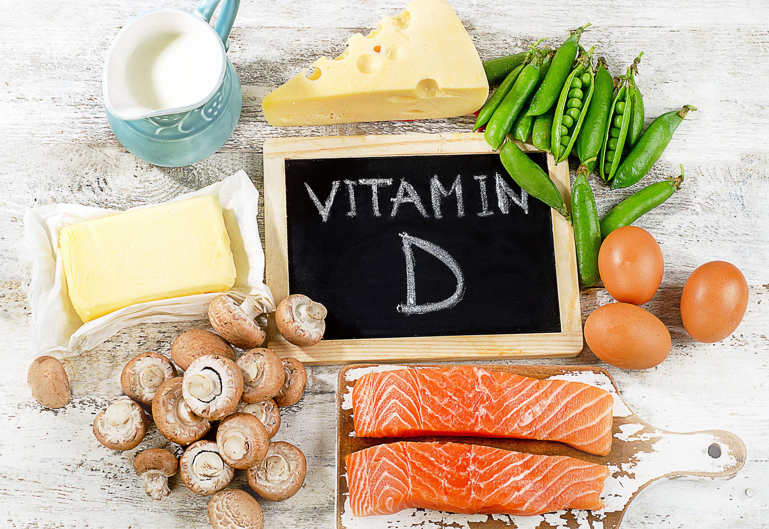 Falta de vitamina D: cómo reconocerla y combatirla