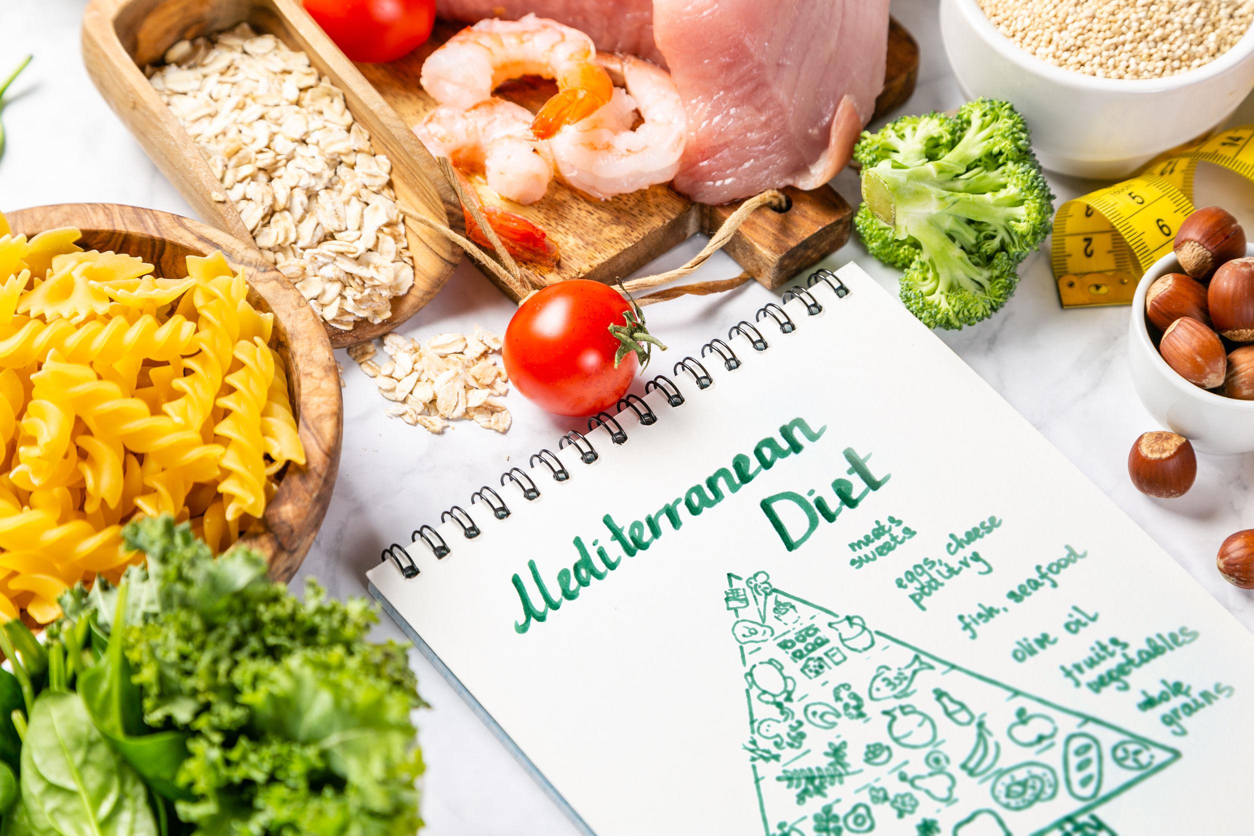 prevención de diabetes con dietas mediterráneas gratis