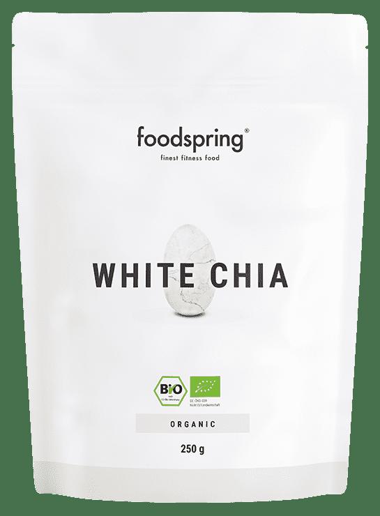 Semillas de Chía blanca de Foodspring