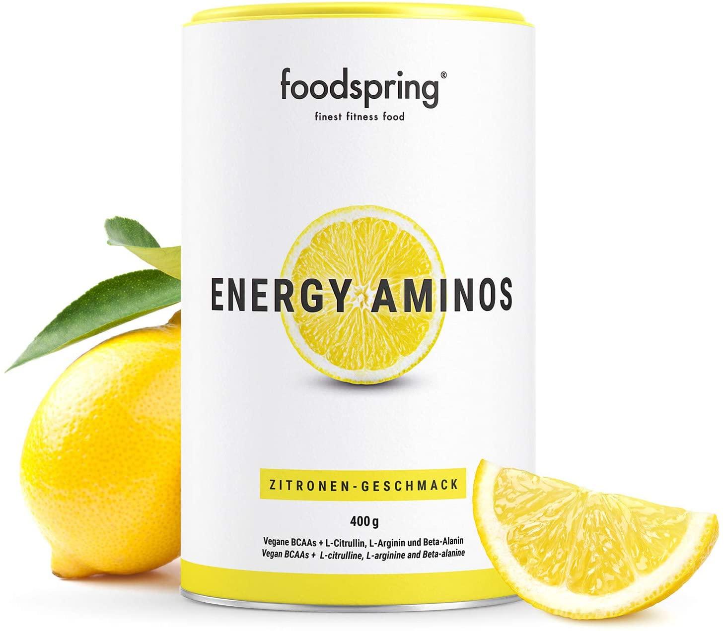 Energy Aminos de Foodspring