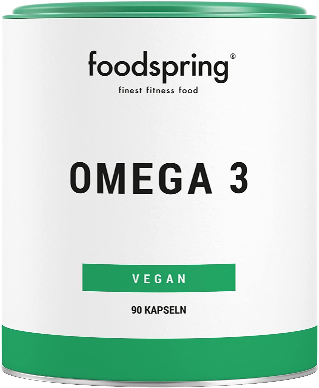 Cápsulas de Omega 3 de Foospring