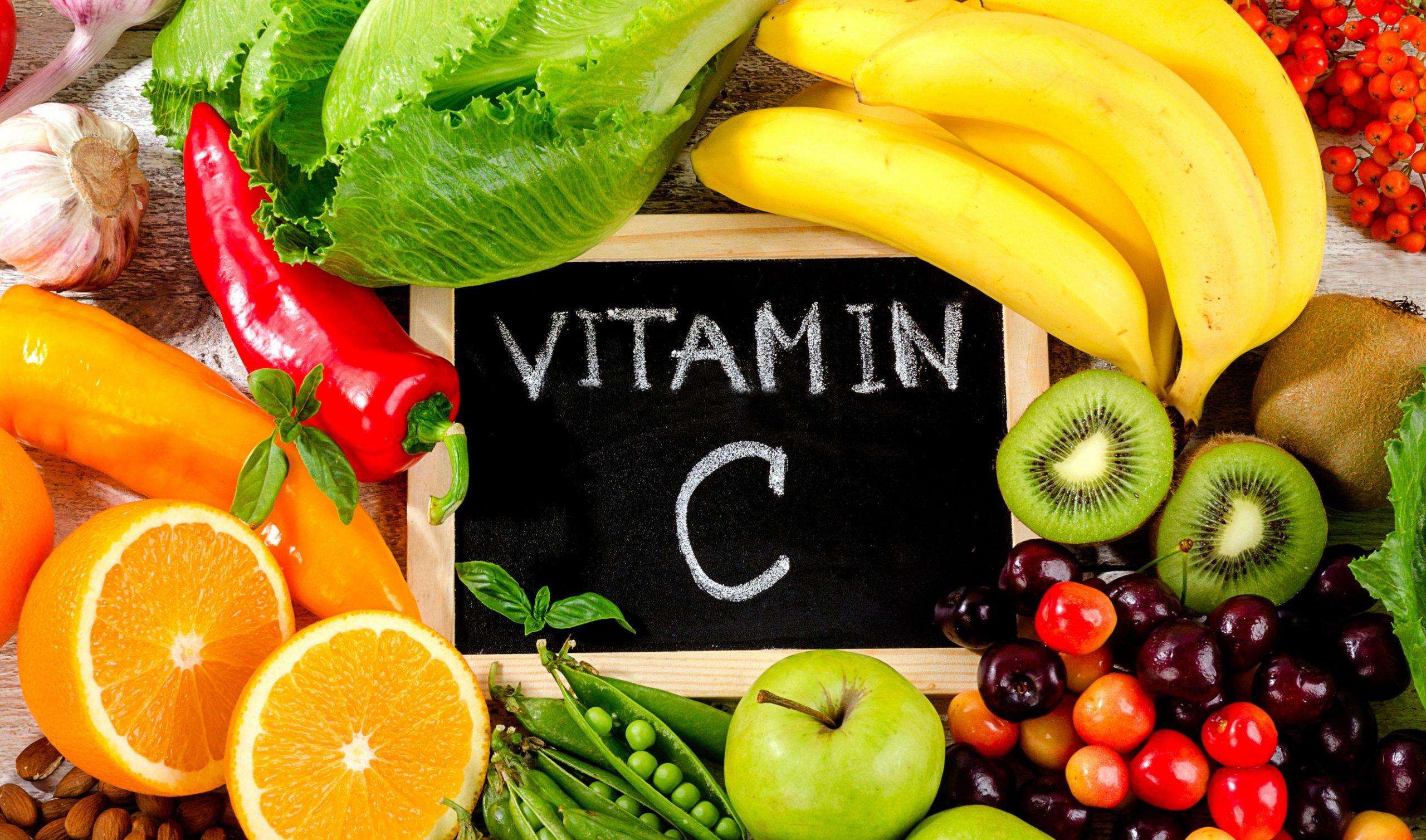 ¿Cuáles son los mejores alimentos con vitamina C?