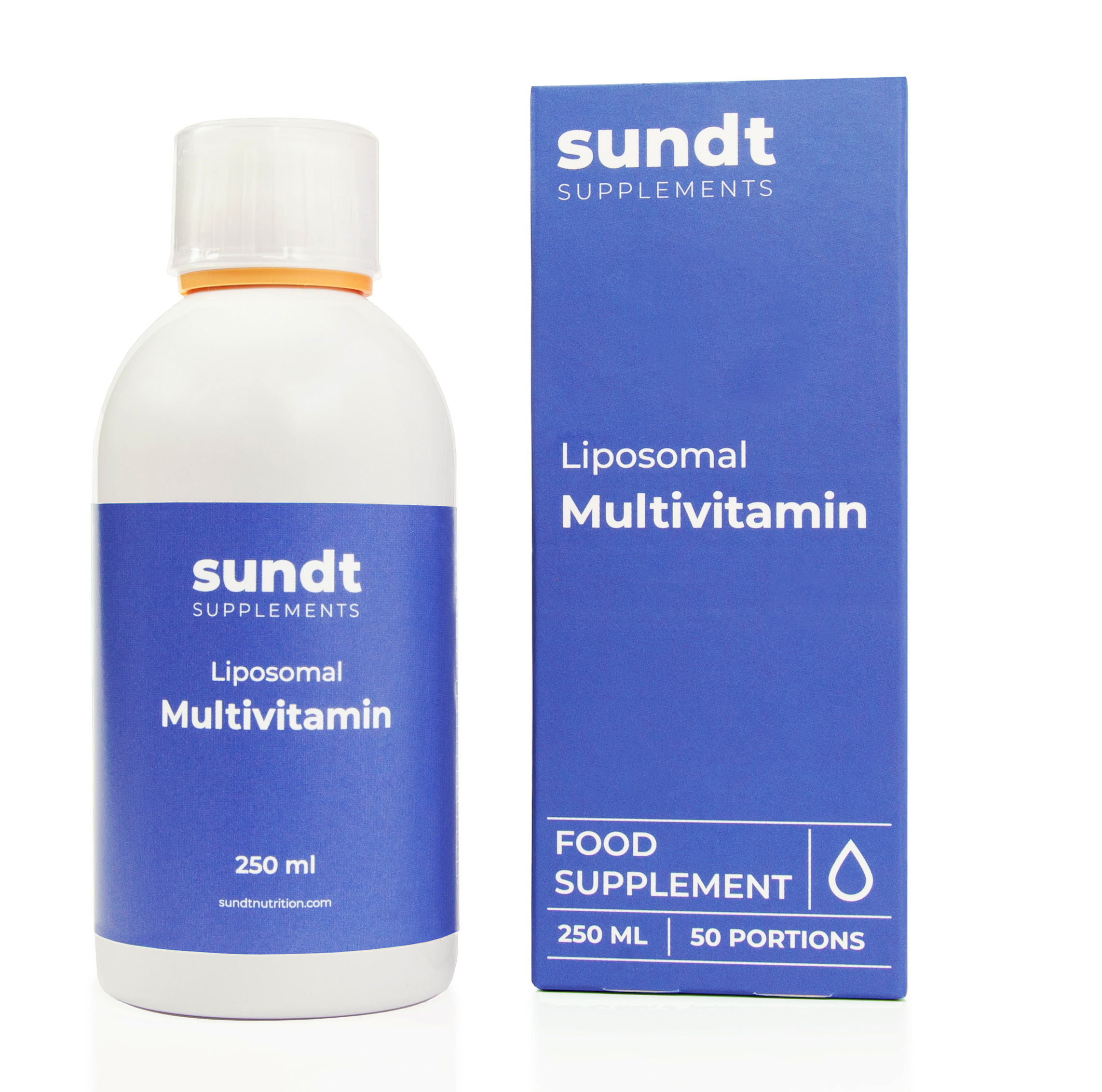 Multivitamínico liposomal