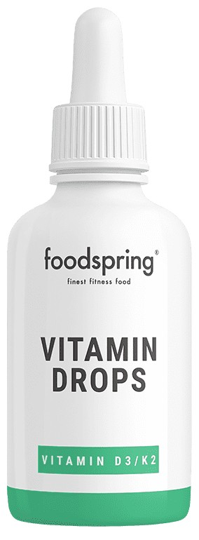 foodspring - Vitamin Drops D3K2